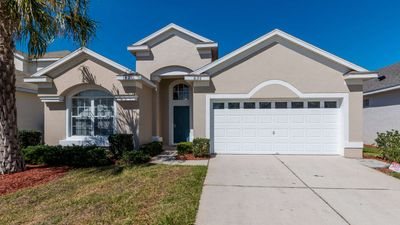 Photo for Well priced 4 bedroom family pool home close to the theme park in Windsor Palms