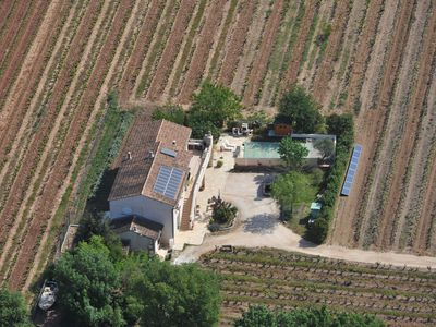 Photo for villa provencale in the heart of the region hyeroise close to the sea and beaches