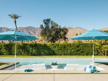 Indian Canyons Golf Resort, Palm Springs, California, United States of America