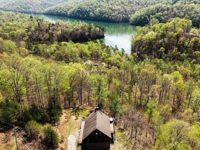 Photo for Prime New Tazewell Cabin w/Deck, Grill & Boat Slip