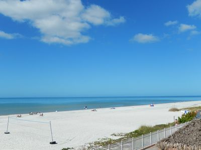 Photo for Beach Front Paradise, Amazing Sunsets, Heated Pool, Grill,  Beach Gear,  WiFi
