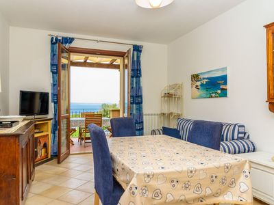 Photo for Nice apartment in Capoliveri, with terrace and garden for a relaxing holiday
