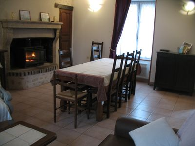 Photo for COTTAGE COUNTRY HOUSE NEAR ST Scolasse. LALEU. MORTAGNE. THE MELE