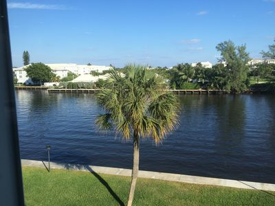 Photo for Tranquil 1-Bedroom Condo With Intracoastal Waterway View Seasonal Rental