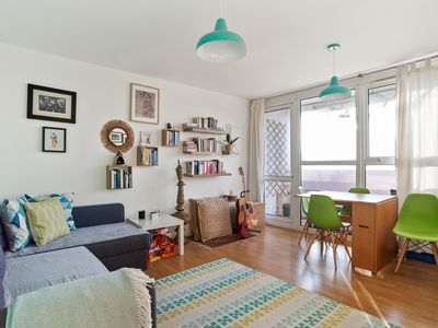 Photo for 2 Bed Canal-side Flat in Hackney on Victoria Park