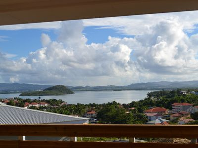 Photo for Villa for 2, 4, or 6 in Trois-Îlets, Martinique, w/ sea view, pool, Wi-Fi, peace