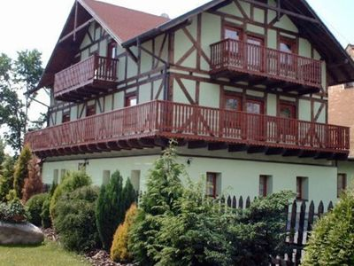 Photo for Nice accommodation (2 houses) for summer and winter holidays in the Ore Mountains