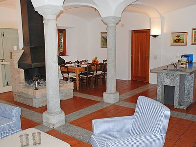 Photo for Vacation home Casa Ricardo in Monteggio - 6 persons, 3 bedrooms