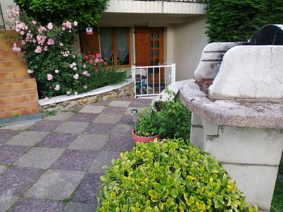 Photo for 1BR Apartment Vacation Rental in Montmorency, Île-de-France