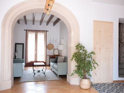 Photo for Terraced House In A Lovely Mediterranean Village 3km From The Sea