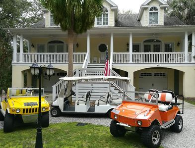 Awesome Southern Belle   Best Location 3 minutes to Ocean and Pools