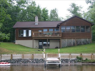 Photo for Lake Independence - Waterfront Vacation Getaway