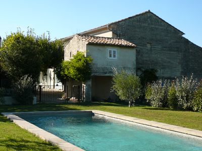 Photo for 4BR House Vacation Rental in Travaillan, Provence-Alpes-Côte d'Azur