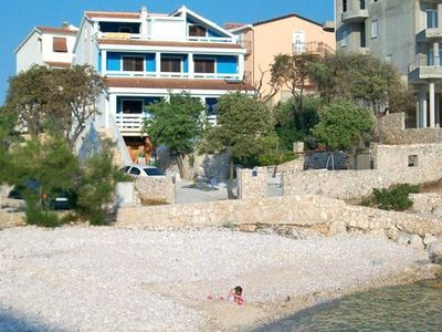 Photo for Holiday apartment only 10 meters from the beach