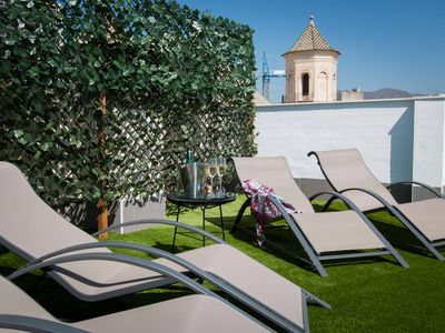 Photo for Newly renovated and furnished in the historic center of Malaga