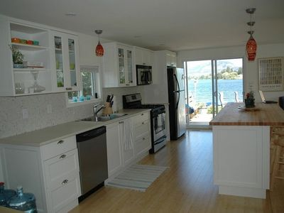 Photo for Lakefront Luxury in Wine Country!
