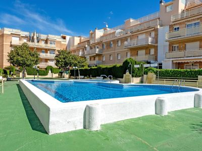 Photo for Apartment Avda Tarragona in Cunit - 5 persons, 2 bedrooms