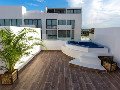 Photo for Charming Huge PH with Private Rooftop and Jacuzzi