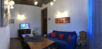 Photo for LUXURY APARTMENT IN THE HISTORICAL CENTER, JUST RENOVATED