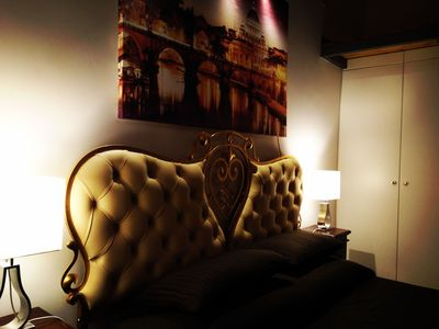 Photo for Grand Suites Trastevere, oasis in the heart of Trastevere the heart of ancient Rome