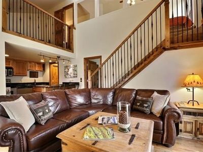 Photo for Gorgeous 3 Bedroom Condo With Views At Canyons Village Of Park City Ski Resort