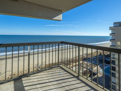 Photo for An Incredible Newly Renovated 3 Bedroom/2 Bath Oceanfront Condo in Ocean City, MD!