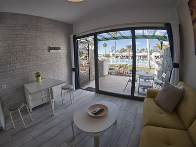 Photo for 1BR Bungalow Vacation Rental in Maspalomas, CN