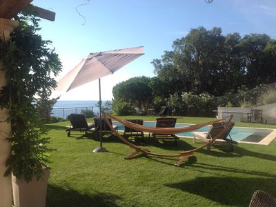 Photo for May promotion! Villa pool sea view