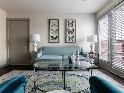 Photo for 109 Reagan · Stylish Apartment in City Center