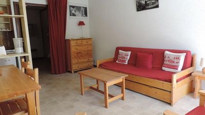 Photo for Studio cabin 4 people 2* South Facing