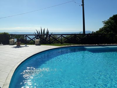 Photo for 2 bedroom apartment. Exit sea, pool, games room and breakfast!