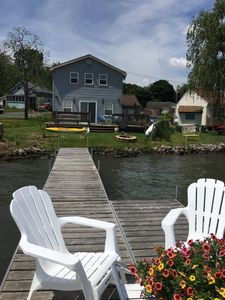 Photo for 2BR Cottage Vacation Rental in Seneca Falls, New York