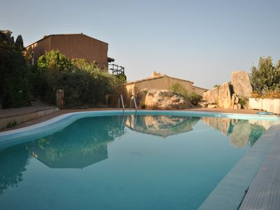 Photo for SEA VIEW VILLA WITH GREAT GAIRDINO AND POOL