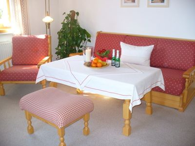 Photo for 2BR Apartment Vacation Rental in Bad Wiessee