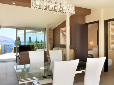 """Photo for """"SILVANA""""TAORMINA SEA APARTMENT - 100 MT FROM THE BEACH - BEAUTIFULLY FURNISHED"""
