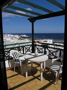 Photo for Puerto del Carmen Old Town Apartment With Fantastic Sea Views