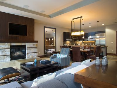Photo for Luxury 3BD Village at Northstar Residnece -  One Village Place 401