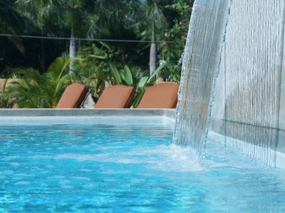Photo for Beachside Favourite - Pool - Lush Gardens - Treat your Family and Friends