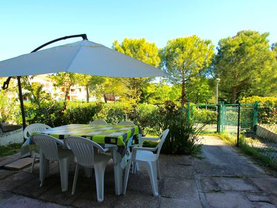 Photo for N194 - Numana, large three-room apartment with garden