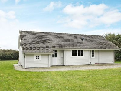 Photo for Vacation home Knud Strand/Limfjorden in Spøttrup - 7 persons, 3 bedrooms
