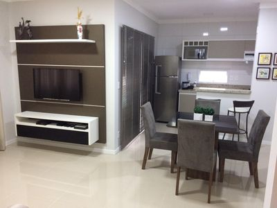 Photo for Excellent new apartment in the prime area of ​​Praia dos Ingleses.