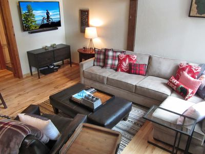 Photo for Completely remodeled 2bd/2ba condo in Northstar Indian Hills