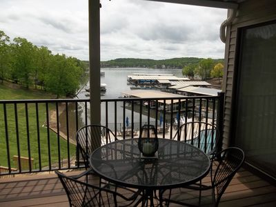 Photo for Great Condo Overlooking Lake, Pool & Hot Tub! FREE NIGHT IN MAY! King Bed, WiFi