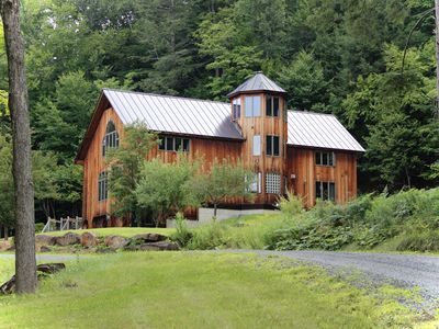 Photo for Woodstock VT Luxury! Newly updated w/Private Indoor Pool, sauna, chef's kitchen