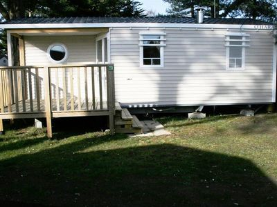 Photo for Garganvilland Camping - Mobile Home 3 Rooms 4 Persons