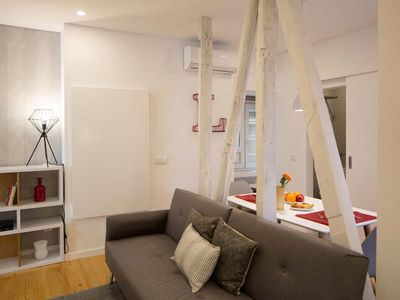 Photo for Apartment in Lisbon 316 - Martim Moniz