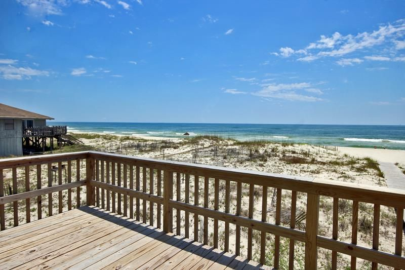 Fort Morgan House For Rent On Beach