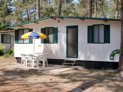 Photo for Mobilehome in a holiday resort