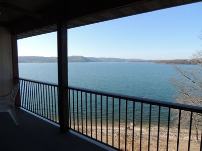 "Photo for ""Sanctuary 4  # 446 Anchor Point Condo onTable Rock Lake Low Fall & Winter Rate"