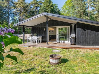 Photo for Modern Holiday Home in Zealand with Barbecue